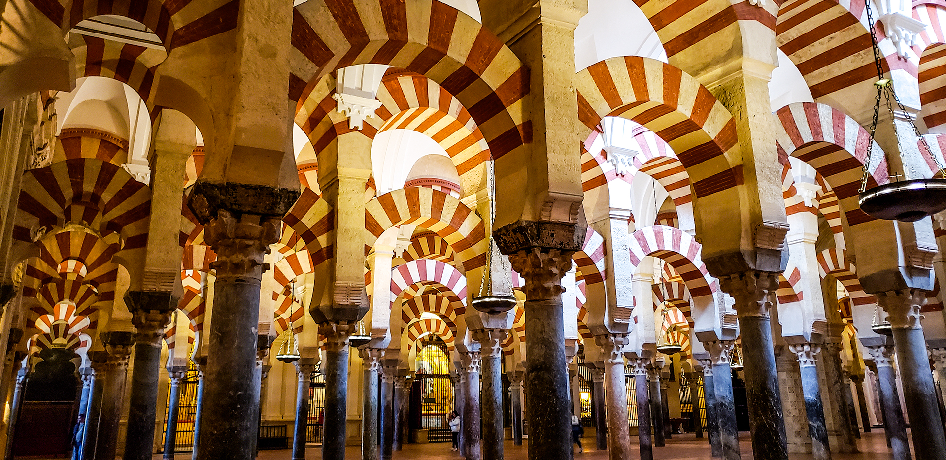 Córdoba Mosque Cathedral Arches