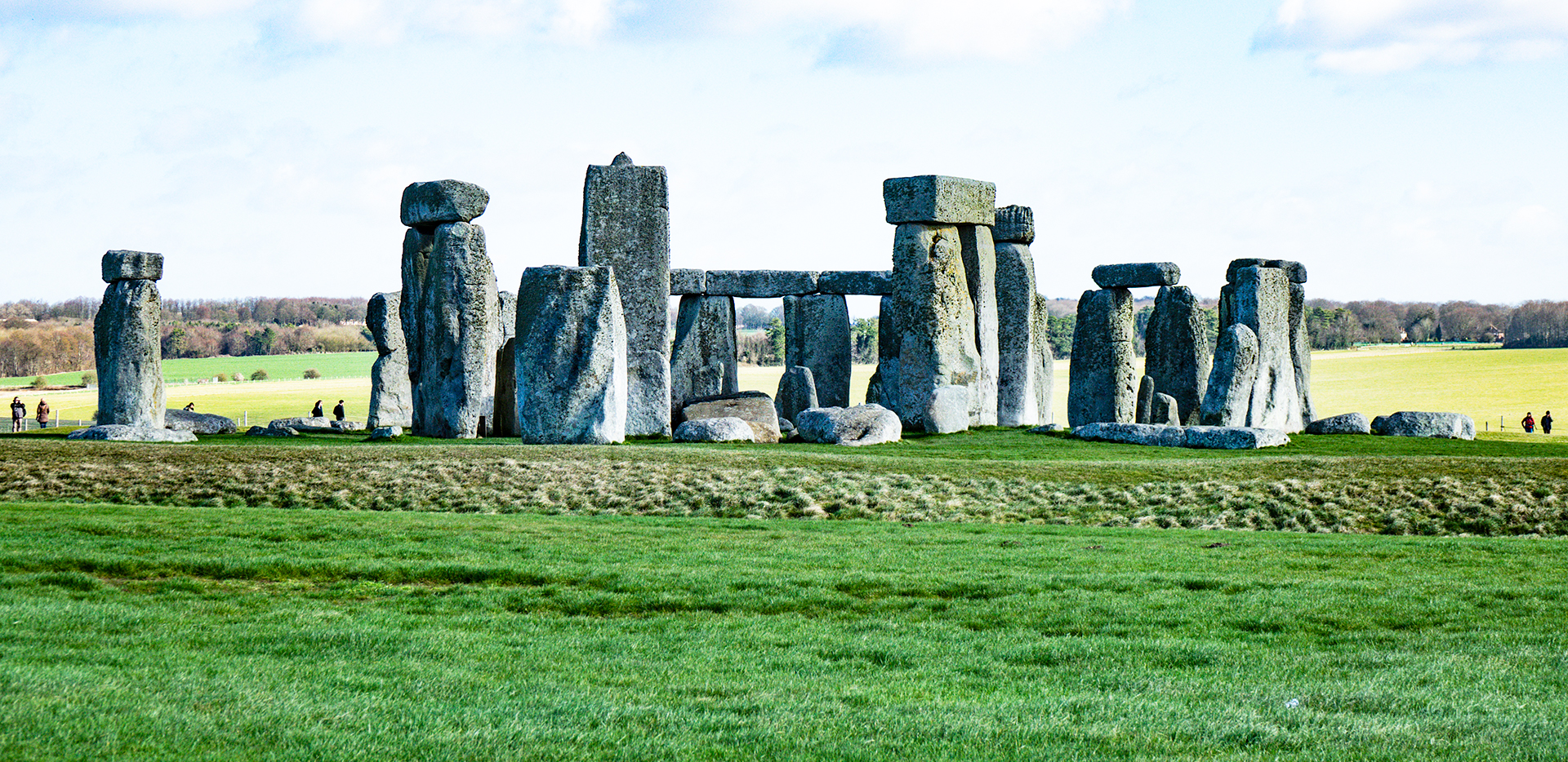United Kingdom Stonehenge Prehistoric Circle Monument